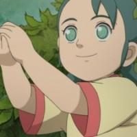 獣の奏者エリン 第01話 「緑の目のエリン」