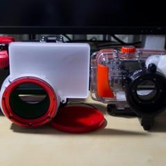 XZ-1 防水プロテクタPT-050 購入レビュー