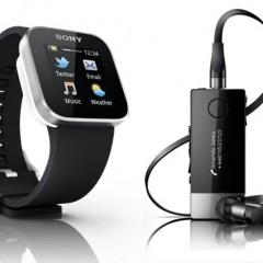 SonyEricsson Smart Wireless Headset pro 発表!~MP3プレイヤーとしても使用できるBluetoothヘッドセット