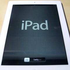 新しい iPad 購入しました!
