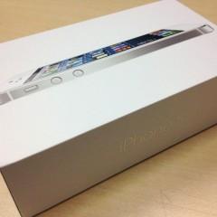 au版 iPhone5購入しました! LTEがめちゃくちゃ速い!