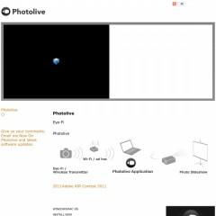 Eye-FiのダイレクトモードでMacに転送した写真を自動でプレビューしてくれるアプリ「Photolive」が便利