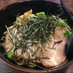 [油そば] 伝説のすた丼屋 下北沢店