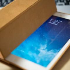 iPad Airと比較して迷ったけどiPad mini Retinaディスプレイモデルを購入した単純な理由
