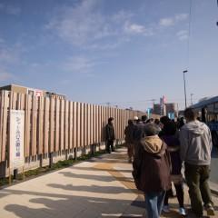 首都圏外郭放水路の特別見学会に行ってきました! 調圧水槽はマジ神殿だった!
