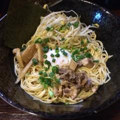 [油そば] 宮崎県宮崎市 SOUL麺