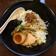 [油そば] 大井町 TOKYO 鶏そば TOMO