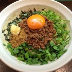 [油そば] 大岡山 麺屋こころ