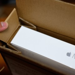 MacBook 12インチ Retina購入 フォトレビュー